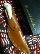 Buck 401 Kalinga Limited Edition Alfred C Buck Limited Edition 047/250 Knife