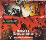 Small Soldiers Trading Cards Sealed Box By Inkworks