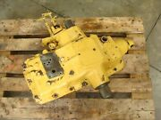 New Holland Ts110 Tractor 3pt Hydraulic Lift Top Cover Assembly