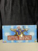 Grateful Dead Deadopoly Monopoly 2009 Discovery Bay Board Games New - Sealed.