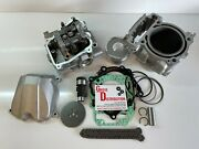 Rear Cylinder Kit Piston Head Cam For 2013 Can Am Outlander 1000