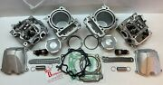 Top End Kit Head Cam Cylinder Piston For 2014 Can Am Outlander 1000