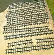 Pico Brass G Scale Straight Track 33 Ft