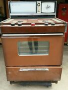 Vintage 1960and039s Magic Chef Oven Stove Natural Gas 30