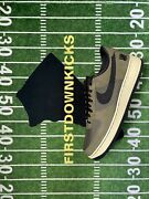 Undefeated Air Force 1 Low Ballistic Dh3064-300 Cargo Khaki Size 14