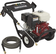 Northstar Gas Cold Water Portable Pressure Washer Power Washer - 3600 Psi 3.0 G