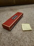 Lionel Electric Trains Toy Railroad Box Only Ucs Remote Control Track Set