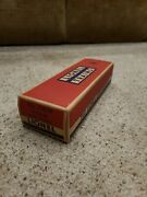Lionel Electric Trains Toy Railroad Box Only 746 W Tender Whistle