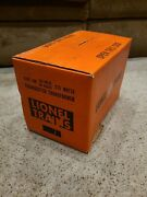 Lionel Electric Trains Toy Railroad Box Only Zw Trainmaster Transformer