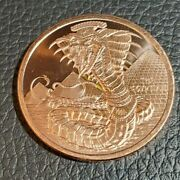 World Of Dragons The Egyptian 1 Oz Copper Round Lot Of 20 2nd Quality