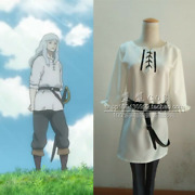 Berserk The Golden Age Arc The Egg Of The King Griffith Outfit Cosplay Costume