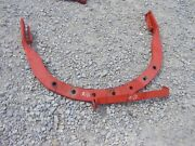 Allis Chalmers B Ac Tractor Nice Original Drawbar Hitch W/ Pins And Supports
