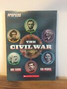 Profiles The Civil War One Event - Six Bios 1 By Aaron Rosenberg And Inc.