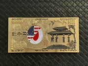 Us Navy Chief Petty Officer Cpo Challenge Coin Yen Japan
