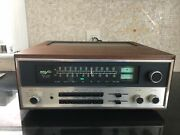 Mint Mcintosh Mac-1900 Solid State Am/fm Stereo Receiver Wood Case Manual