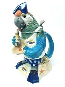 Corona Character Beer Stein Snorkel Parrot 20 Of 5000 X122 Hard To Find Gift