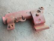 Farmall 706 Rowcrop Tractor Fasthitch Main 2pt Hitch Left Complete Pocket