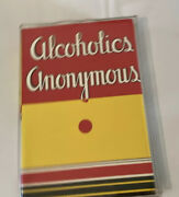 Alcoholics Anonymous First Edition 11th Printing W/ Original Dust Jacket Vgc
