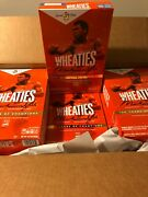 Wheaties Century Collection Gold Box 1 Muhammad Ali - 1 Case Of 15 Boxes
