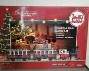 Lgb 72304 G Scale Christmas Tree Train Starter Set Excellent