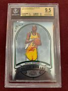 Kevin Durant 2007 Bowman Sterling Rookie Card Rc Bgs 9.5 Gem Mt