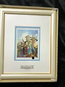 Breath Of Fire Iv Bof Super Limited Lithograph Only 100 Made World-wide Wow