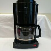 ☕krups Type 130 A Coffee Maker 10 Cup Made In Germany🖤