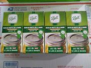Ball 🥫 Regular Mouth Lids And Rings Bands For Mason Jar Canning 4 Boxes New 48