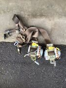 Acura-mdx Front Seat Belts-2004-2005-2006-brown Color