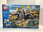 Lego City 4204 The Mine - New And Factory Sealed