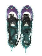 Tubbs Purple/green Size 8x25 Snowshoes