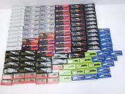 Huge Lot Of 110 Nos Frost Cutlery Assorted Foldable Knives
