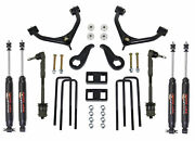 Readylift 2011-18 Chev/gmc 2500/3500hd 3.5 Front With 2.0 Rear Sst Lift Kit