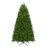Northlight 14and039 Northern Pine Artificial Christmas Tree Warm Clear Led Lights