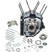 Sands Cycle 31-0181a Twin Cam Engine Cases - 4 1/4in. Bore With Stock Stud Pattern