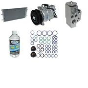 New A/c Compressor And Component Kit For Q5 Sq5 S4 A4 Quattro