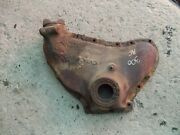 Farmall 300 Rc Ih Tractor Engine Motor Front Cover W/ Oil Fill Cap
