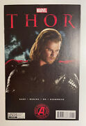 Thor Movie Adaptation 1 And 2 Nm- 1st Full App Darcy Lewis Comic Book Lot
