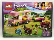 Lego Friends Set 3184 Adventure Camper Building Toy - Olivia And Nicole - Sealed