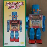 Used Metal House Fighting Robot Tin Robot Operation Has Been Confirmed Rare