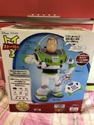 Toy Story Super Action Control Buzz Lightyear Character Doll Box Damage
