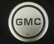New Nos Oem 1967 - 90 Gmc Truck Suburban Horn Button Brushed 15601584