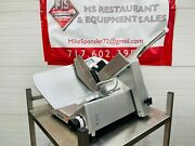 Bizerba Se12 Meat Slicer Tested And Working