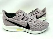 Nike Womenand039s Air Zoom Pegasus 36 Running Shoes Lace Up Plum/blk Aq2210-011 146g