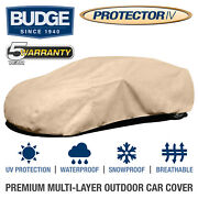 Budge Protector Iv Car Cover Fits Mitsubishi Eclipse 2000 waterproof  breathable