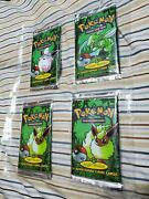 1st Edition Jungle Booster Pack Set