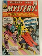Journey Into Mystery 103 April 1964 Thor 1st App Enchantress And Executioner Key