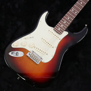 Electric Guitar Fender American Pro Stratocaster Left Handed 3cs 22f Used