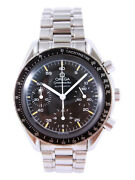 Omega Speedmaster Chronograph Reduced Automatic Watch 3510.50 Cal.1143 W/box