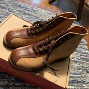 New Red Wing Outing Boots Hawthorne Mens Us6 24cm Glocord King B Sole With Box